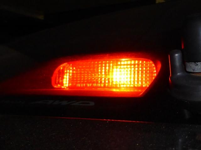 ノーブランド ハイマウント ストップランプ LED交換