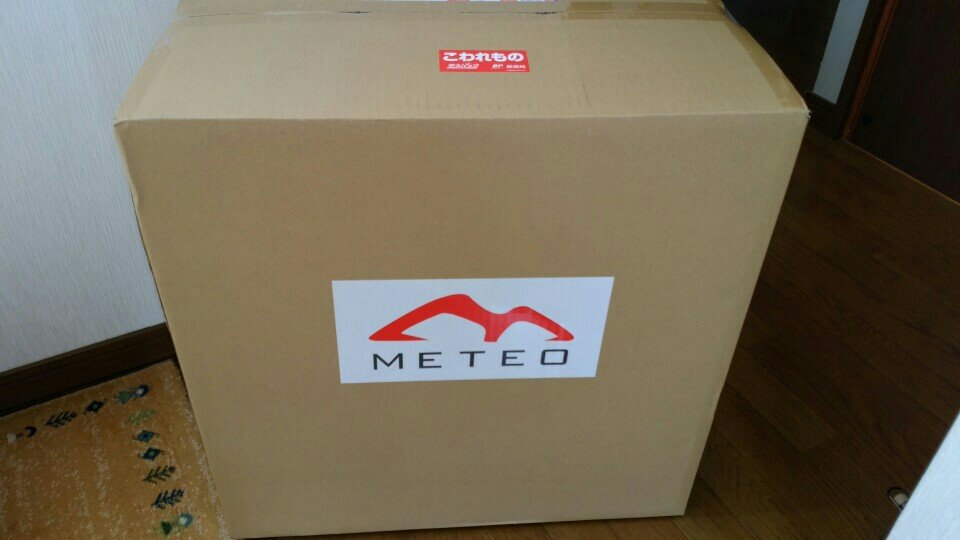 METEO/LEDファイバーテールランプ取り付け