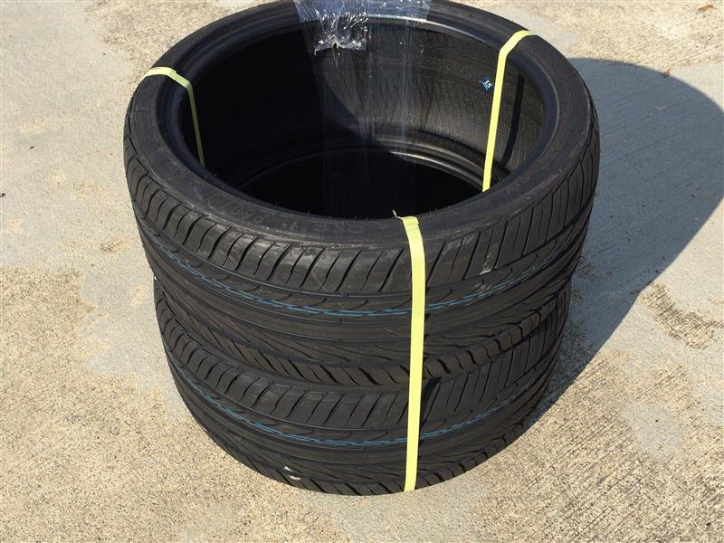 タイヤ組み換え♬