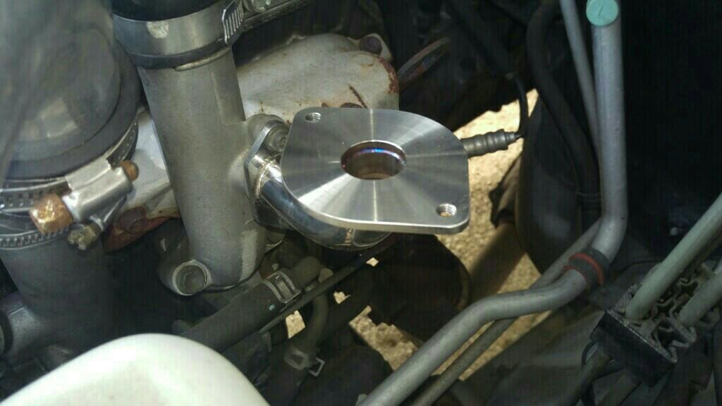 メタルワークスナカミチ トラスト製ブローオフバルブ取り付けキット(JB23 1~3型用)