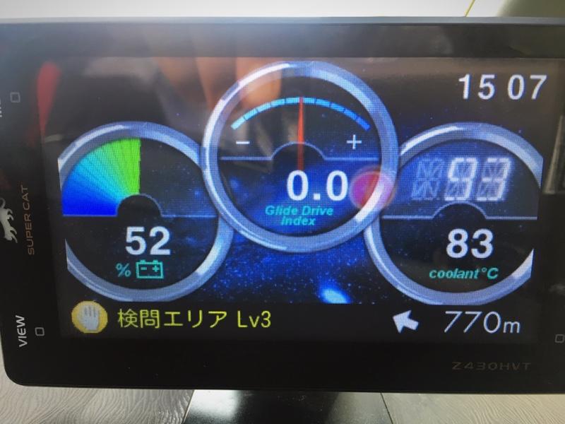 eco Glider GT+ 走行記録 1691★★外回り・唐津帰路