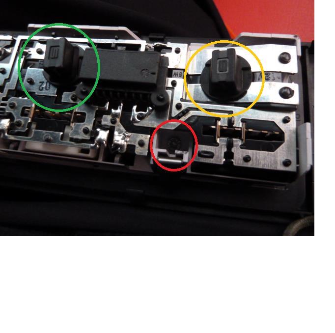 BMW Z4 ルーム&マップランプのLED化