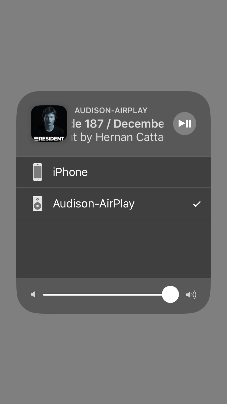 bit Play HDを車内無線LANへ接続させる