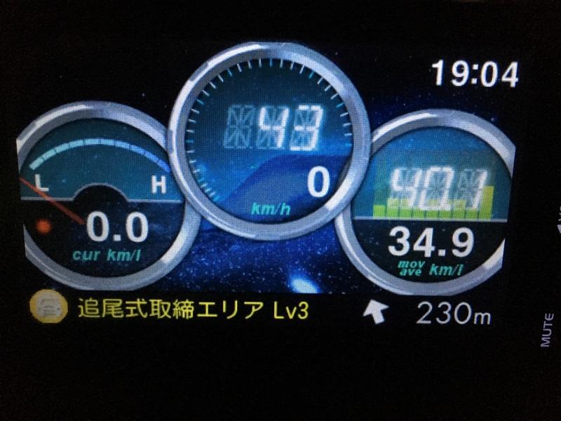eco Glider GT+ 走行記録 1692★★