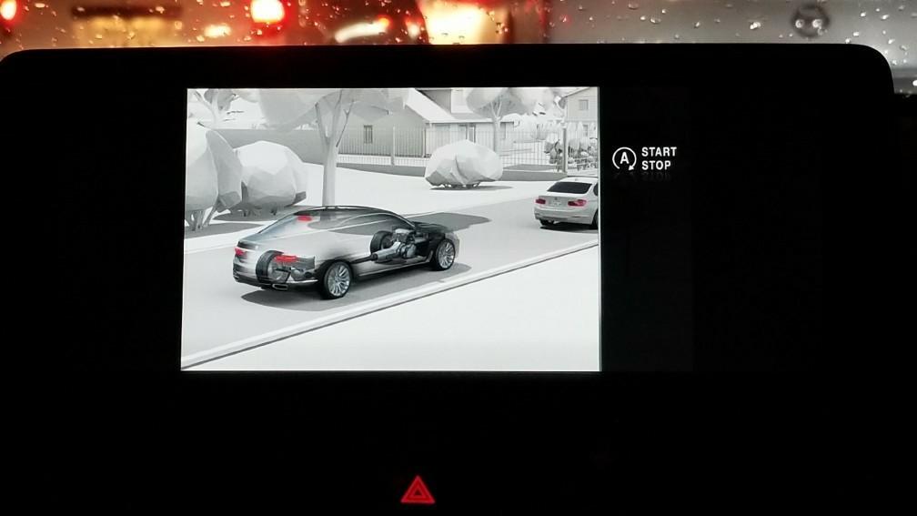 iDrive5 速度制限なしTVキャンセラーコーディング(Video in motion)