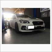 【LEVORG STI】ブレーキローター・パッド交換の画像
