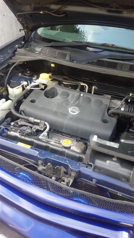 エンジンカバー取り付け&塗装①