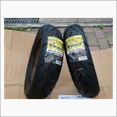 GTR125aero タイヤ交換