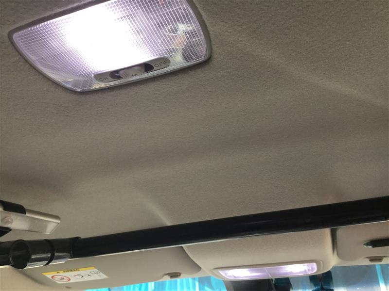 マップランプをドア連動点灯させる為の配線及び加工 (解説追加)
