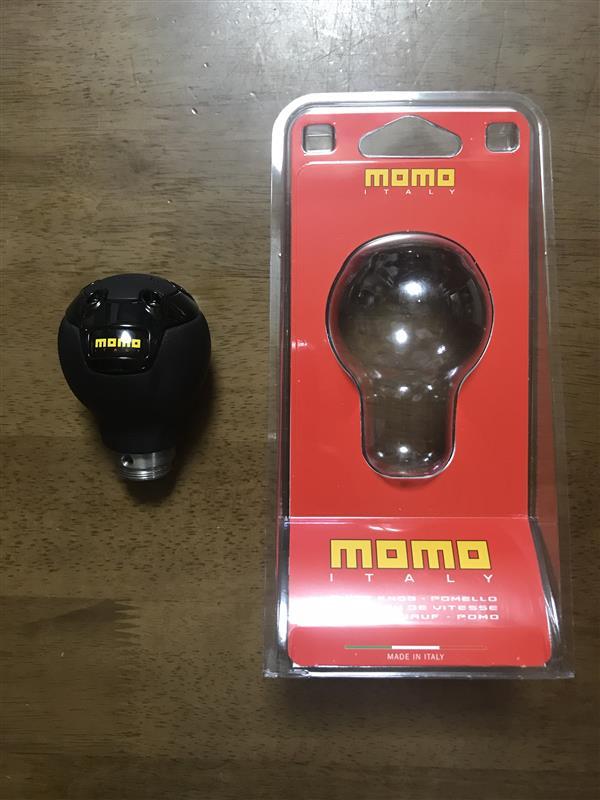 MOMOシフトノブ SK-99  NERO