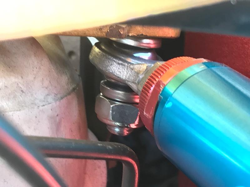 エンジントルクダンパー周り整備