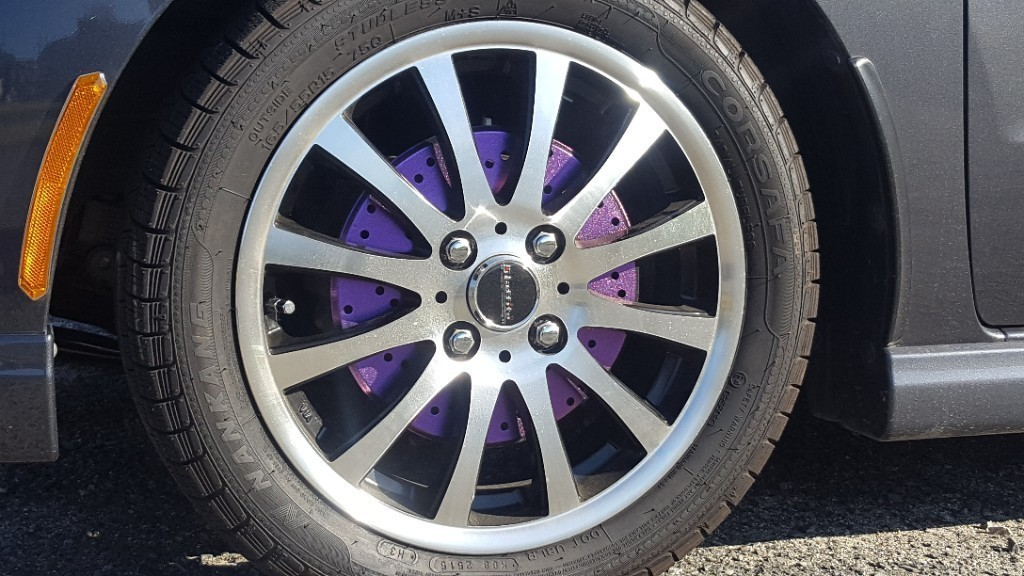 Disc brake cover-style Painting♪