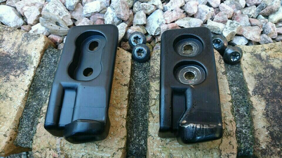 ストライカー(LR)トップロック(NA) &スクリュー(T40)  交換