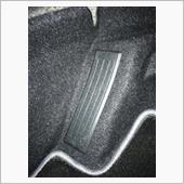 【ハリアー】フットペダル加工取付の画像