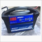 ACデルコ12v全自動マイコン制御バッテリーチャージャー15A