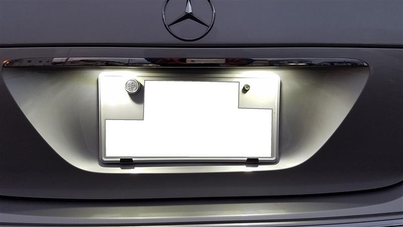 ポジション&ナンバー灯LED