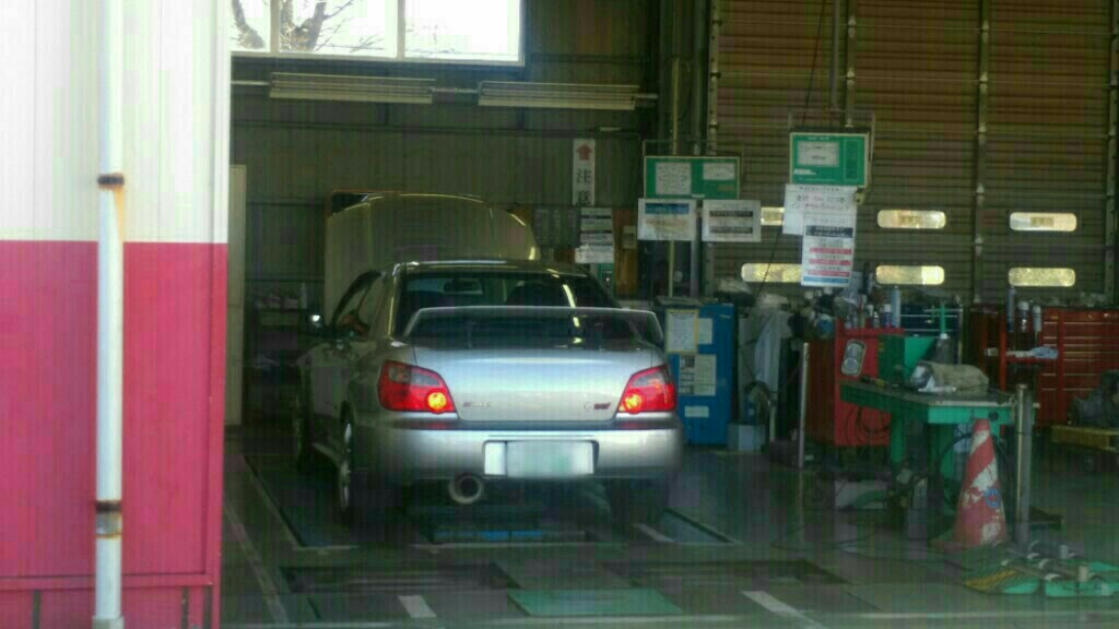 早めの車検