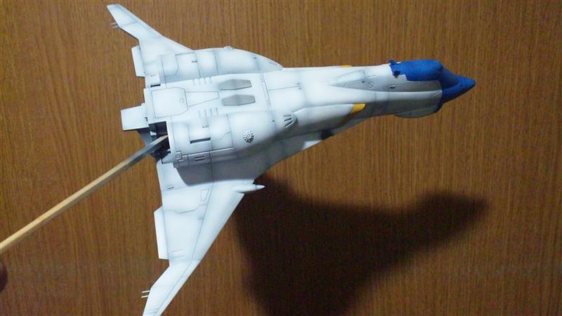 タカラ 1/500 クラッシャージョウ 万能タイプ外用宇宙船 ミネルバ vol.4