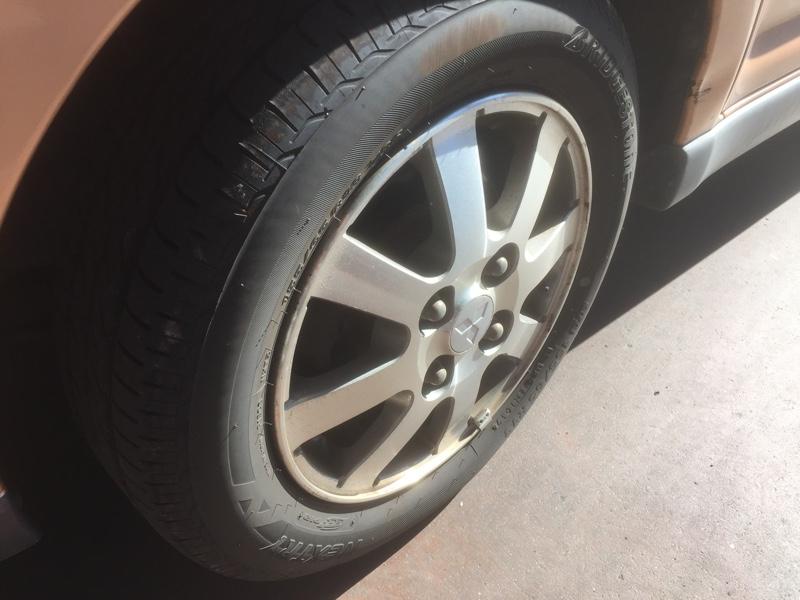 点検と洗車