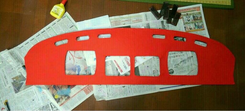 スピーカーボードの修理
