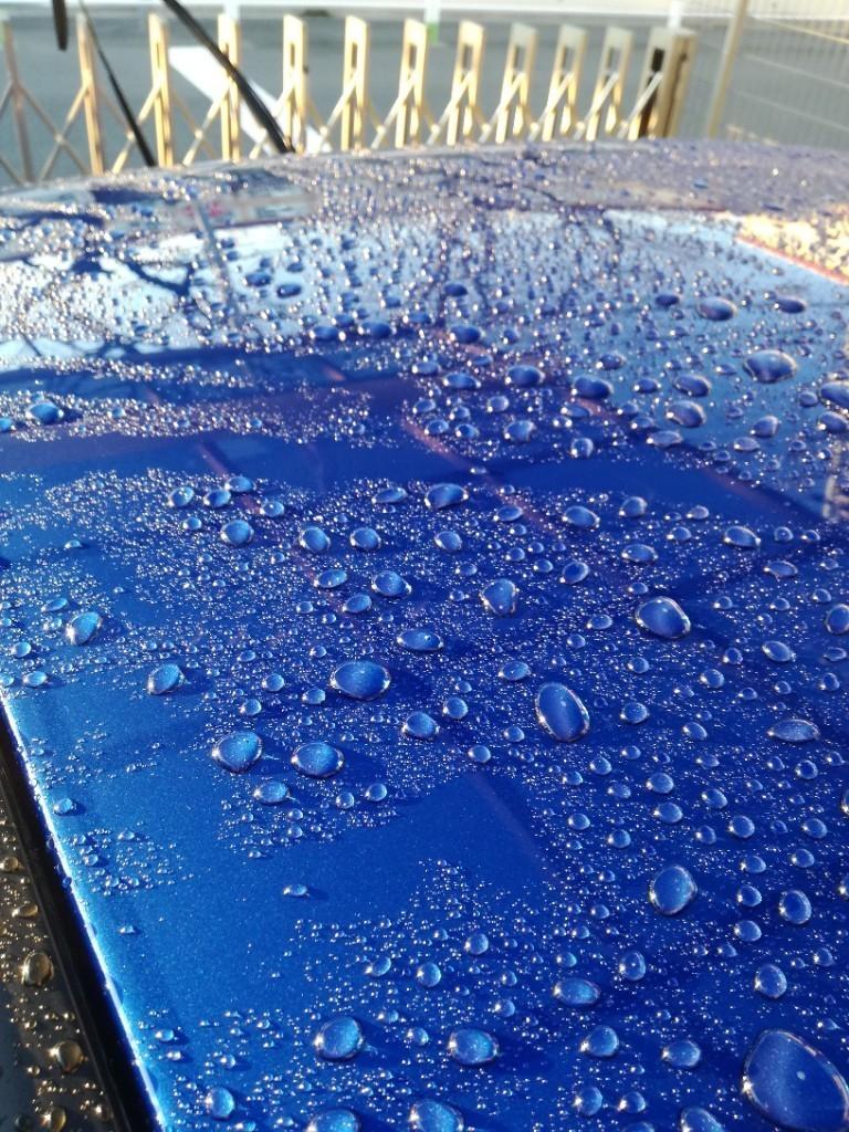 7回目 洗車