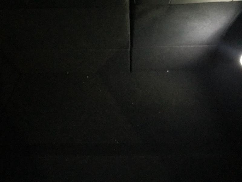 ラゲッジランプ増設