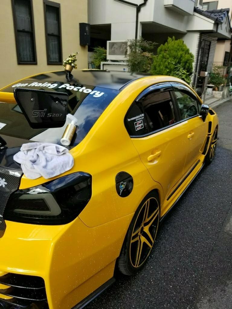 洗車のこだわり🎵