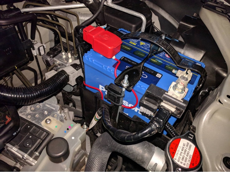 Panasonic Blue Battery caos N-60B19R/C6