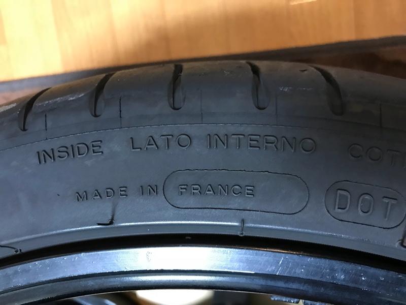 タイヤとホイールのメンテナンス