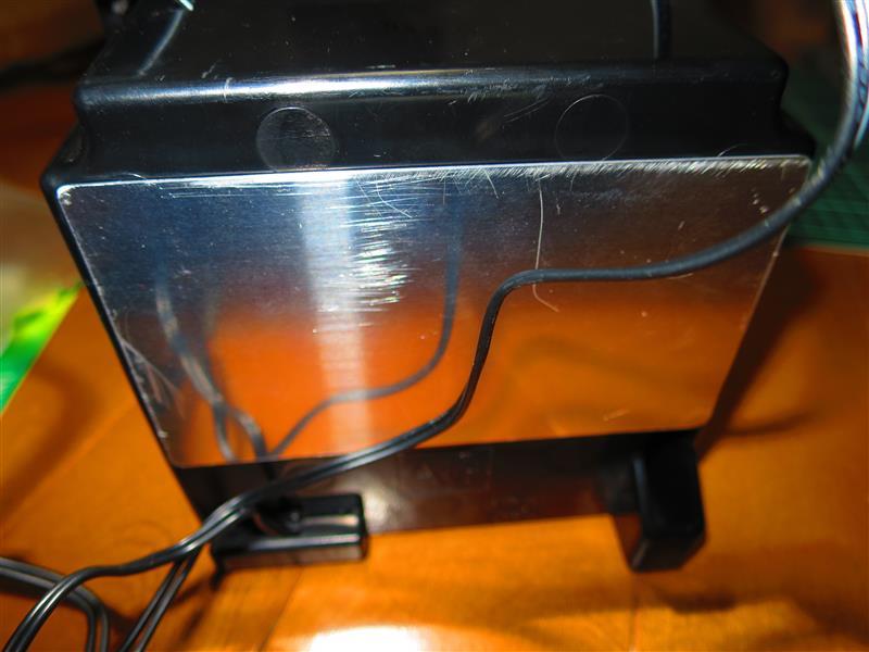(161115)後部センターコンソールのカップホルダーにLED追加