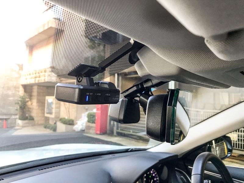 日産純正ドライブレコーダー プチ改造