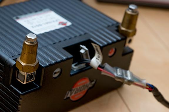 SHORAI リチウムフェライトバッテリーLifePO4 LFX18A1-BS12