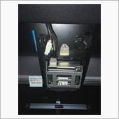 【60ハリアー】RC-F純正フレームレスルームミラー交換の画像