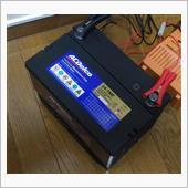 バッテリー交換 AC DELCO 34-7MF