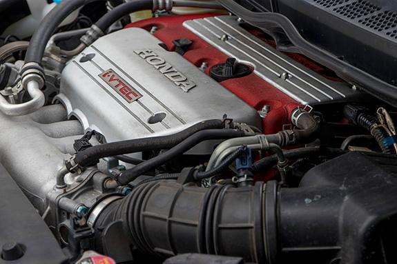 シビック タイプR FD2 Honda Civic Type R K20A