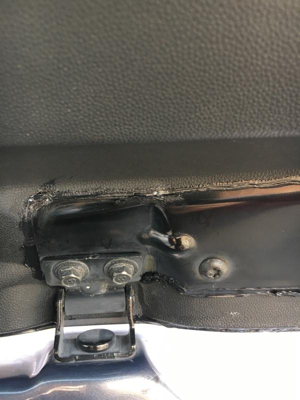 リフトゲート水漏れ、ドアミラーカバー交換