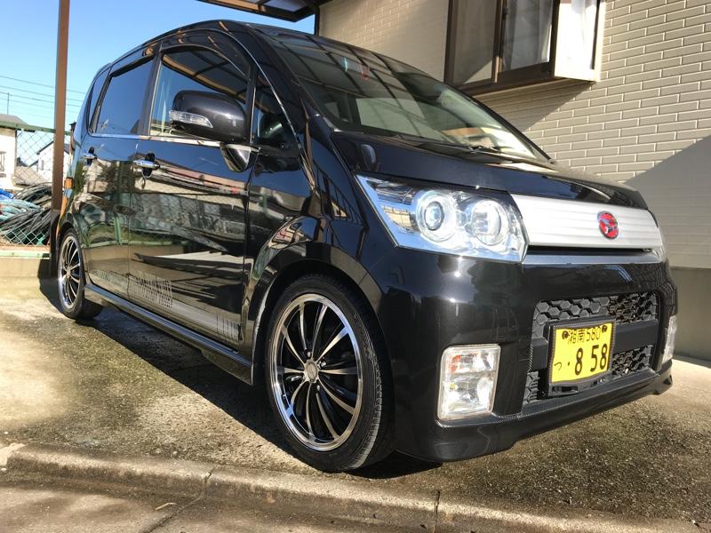 今年最後の洗車( ^ω^ )