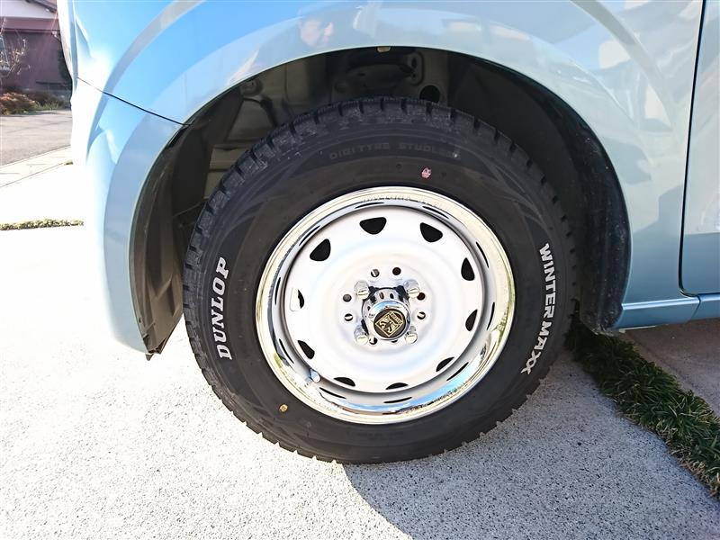 タイヤ ホワイトレター