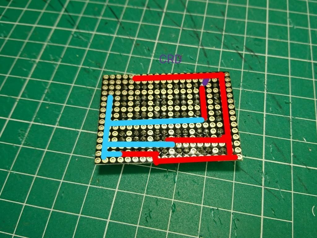48-1)LEDルームランプ自作!(リア製作編)