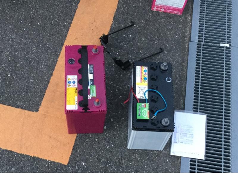 3Qバッテリーに交換