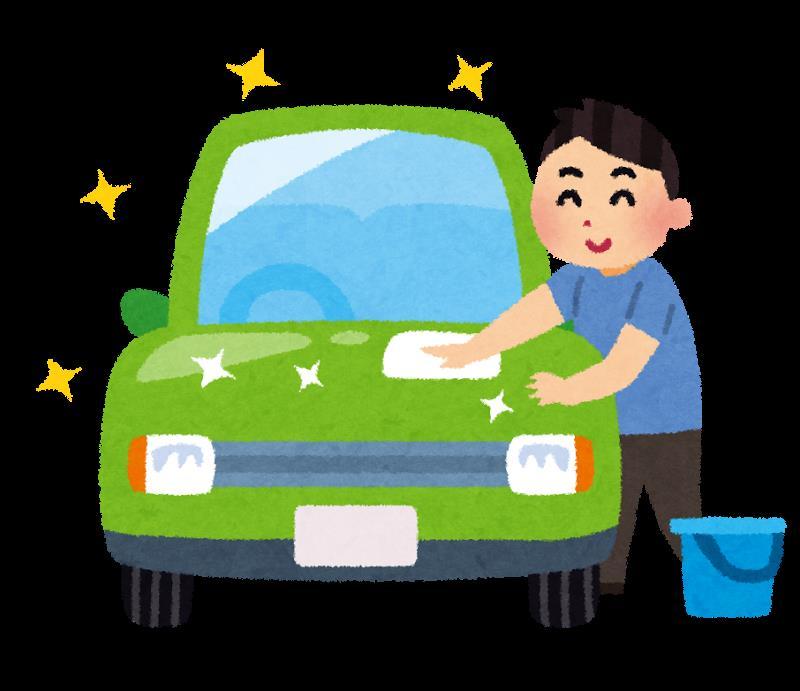 恒例の降雪前洗車!(アイアンバスター+フェイス)