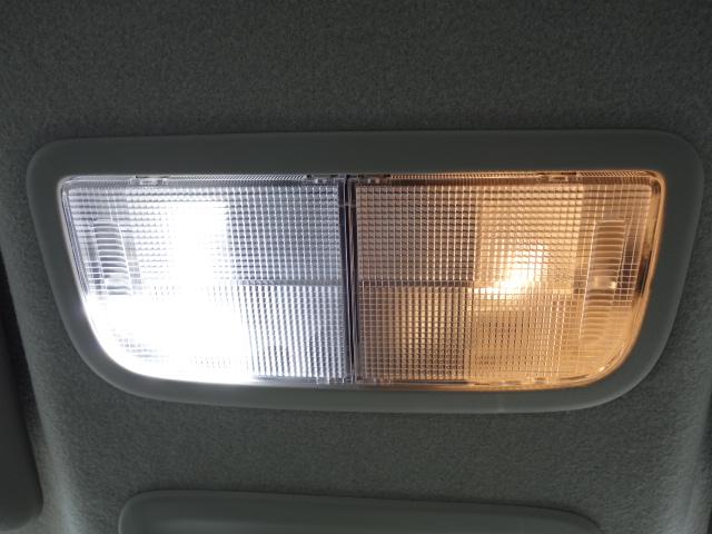 LEDルームランプ交換