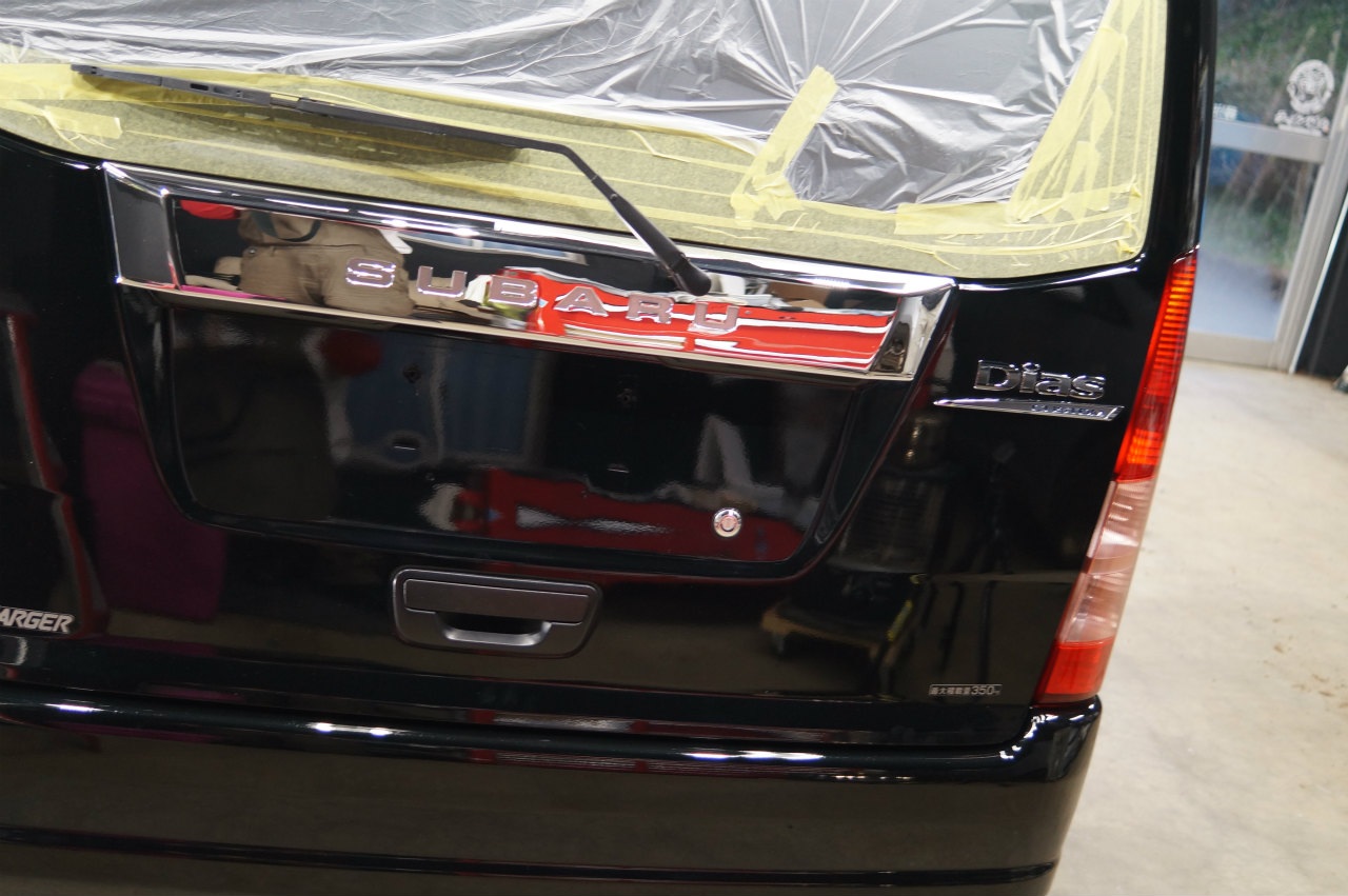 サンバー DIAS supercharger ys special ver.2施工完了です!