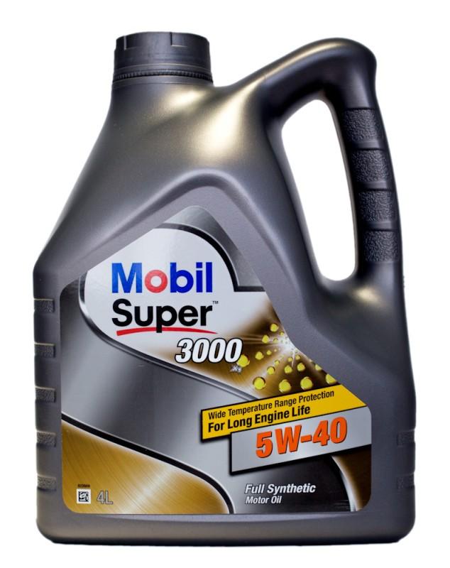 MOBIL SUPER 5W-40