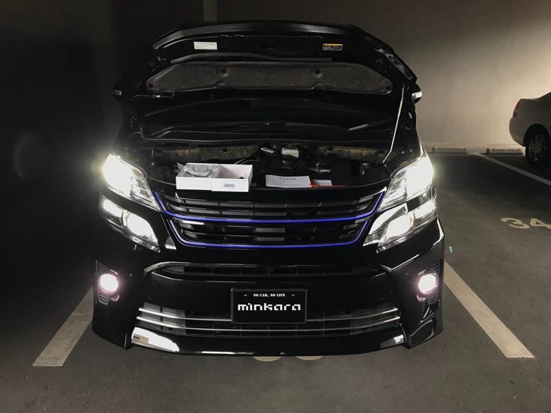 【fcl.】新型LEDヘッドライト ファンレス HB3