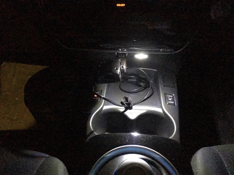 LEDを増設!(走行距離10550km)