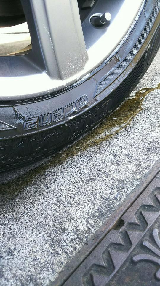 VOXY洗車 第1回
