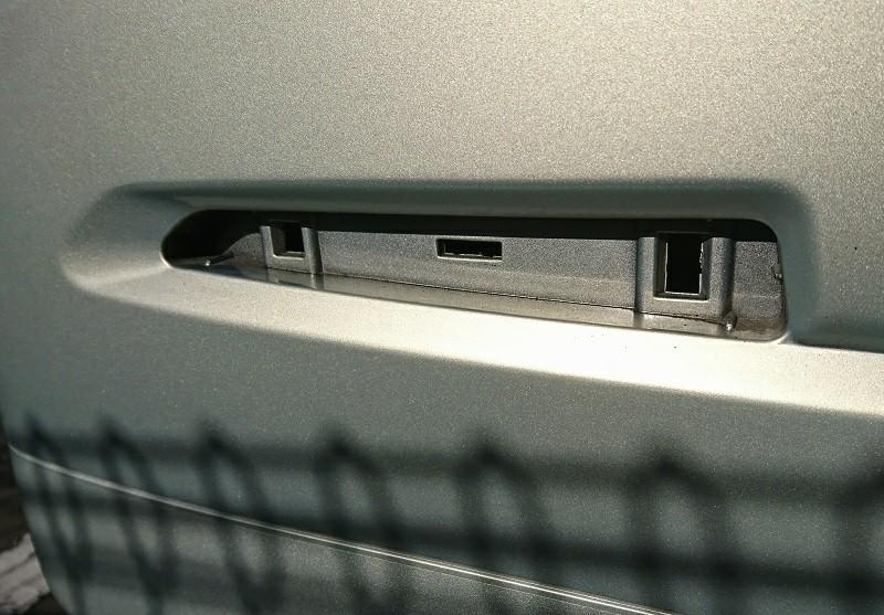 LEDリフレクターの取付②