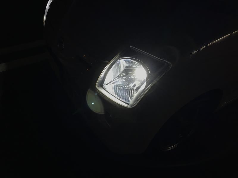 【fcl.】新型LEDヘッドライト ファンレス モニターレポート