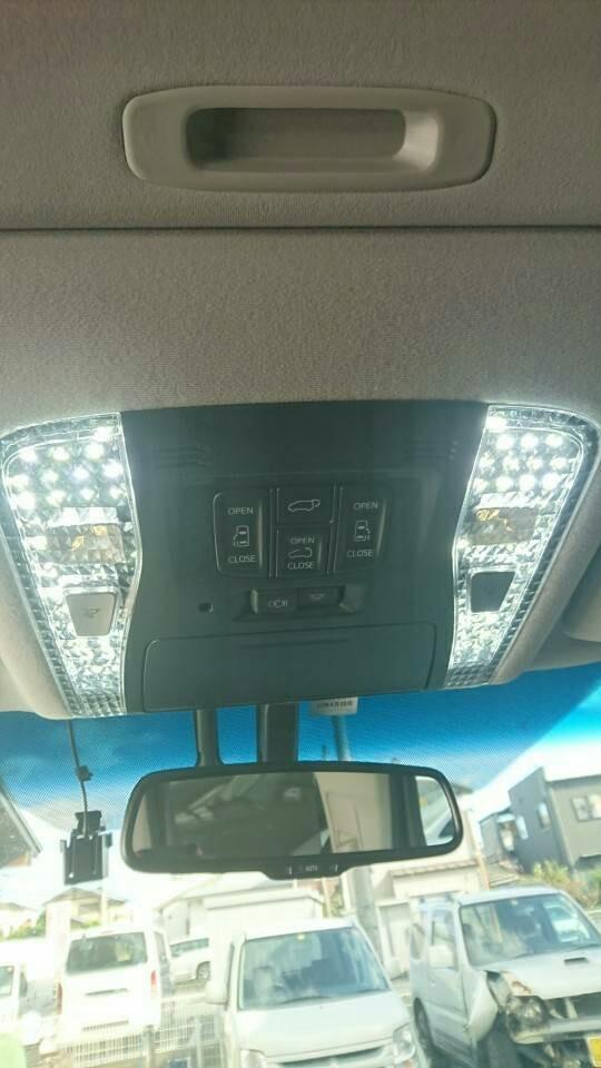 Share Style  LEDルームランプに交換
